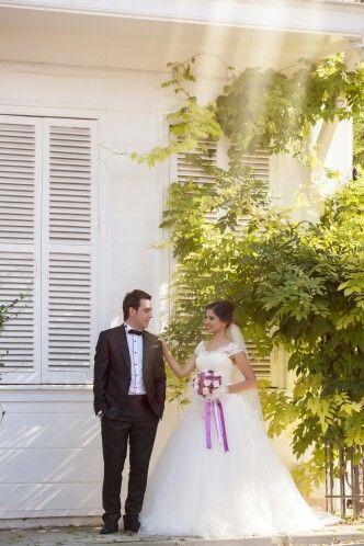 #wedding #celebration #bride #groom #happy #love #forever #weddingdress #weddinggown #gelin #damat #evlilik #düğün #dışmekan #gelinlik