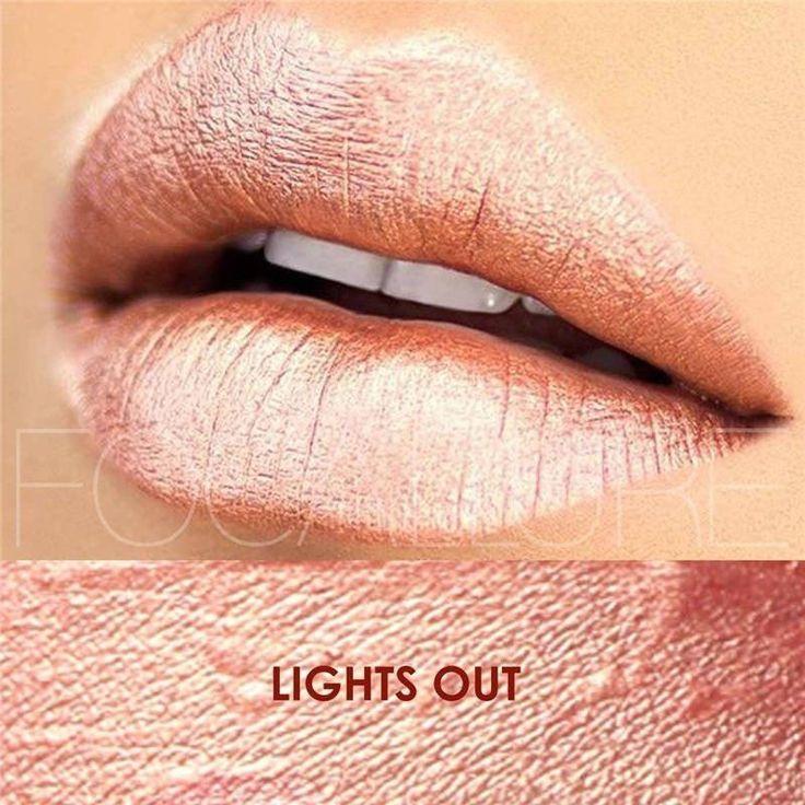 Focallure Waterproof Matte Liquid Lipstick #17
