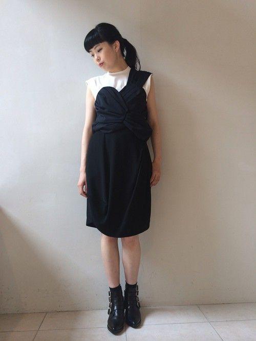 kawamura(MIDWEST TOKYO WOMEN)|ENFOLDのTシャツ・カットソーを使ったコーディネート - WEAR