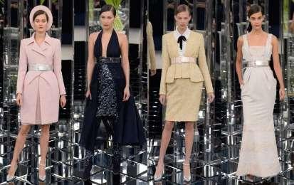 Chanel Haute Couture Primavera/Estate 2017 [FOTO] - Da Parigi arriva la nuova collezione disegnata da Karl Lagerfeld per la linea Chanel Haute Couture primavera/estate 2017. Scoprite con noi le creazioni che ha firmato lo stilista e gli abiti dei quali innamorarsi.