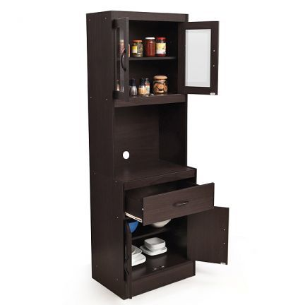 Essentials Built Kitchen Essentials Cabinet Dark Cabinet Kitchen
