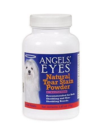Angels Eyes Tear Stain Remover Natural Sweet Potato Flavor (...