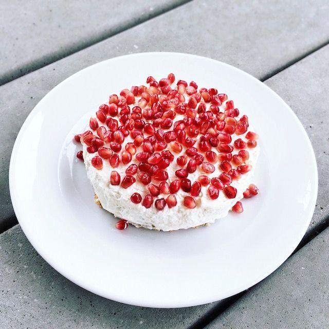 annabelle - Mandel-Zitronen-Kuchen mit Buttercreme - Gourmistas Gourmistas