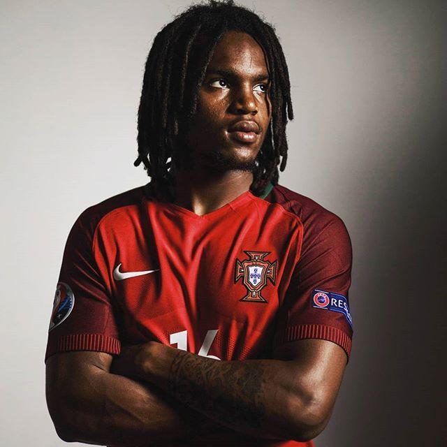 Renato Sanches, Portugal. EURO 2016