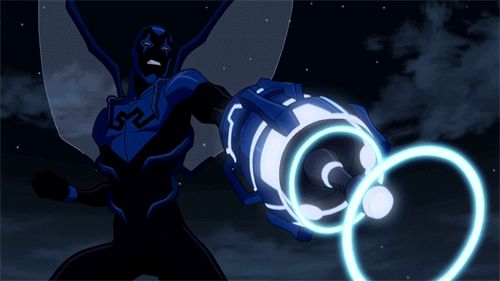 I got: Blue Beetle - Jaime Reyes! Which Young Justice Invasion Character are You?