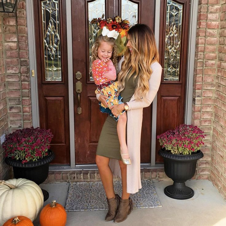 "Hollie Woodward on Instagram: ""On the way to church today... Brielle: ""Mommy when am I going to be seventeen like you?"" Gosh, I love her... #happysunday"""