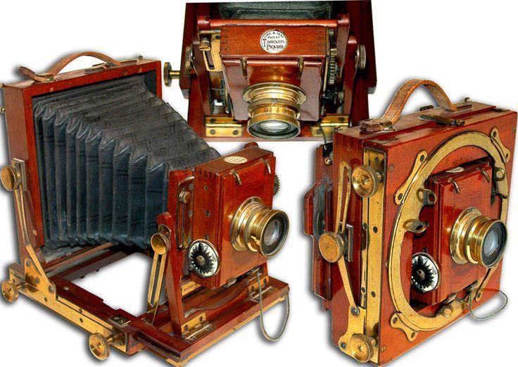 Thornton Pickard Imperial Field Camera - Sök på Google