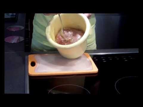 szynka drobiowa zapiekana z szynkowara - YouTube
