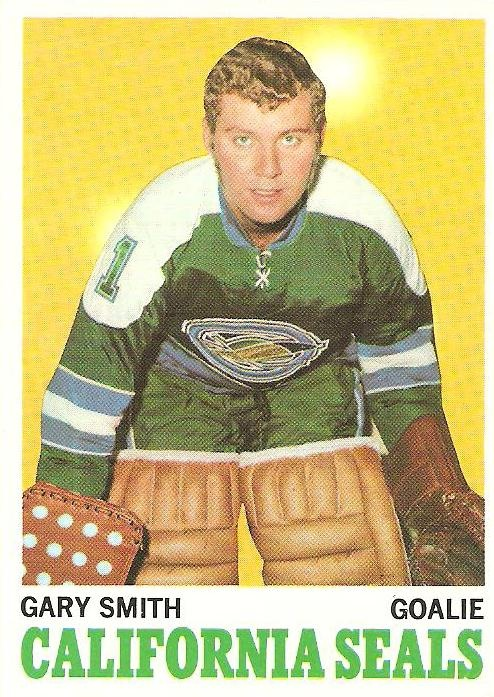 Shoebox Legends: 1970-71 Gary Smith from the California Golden Seals