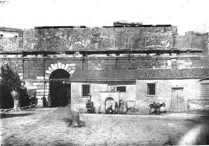 Heraklion - Chania gate view (1901-1902)