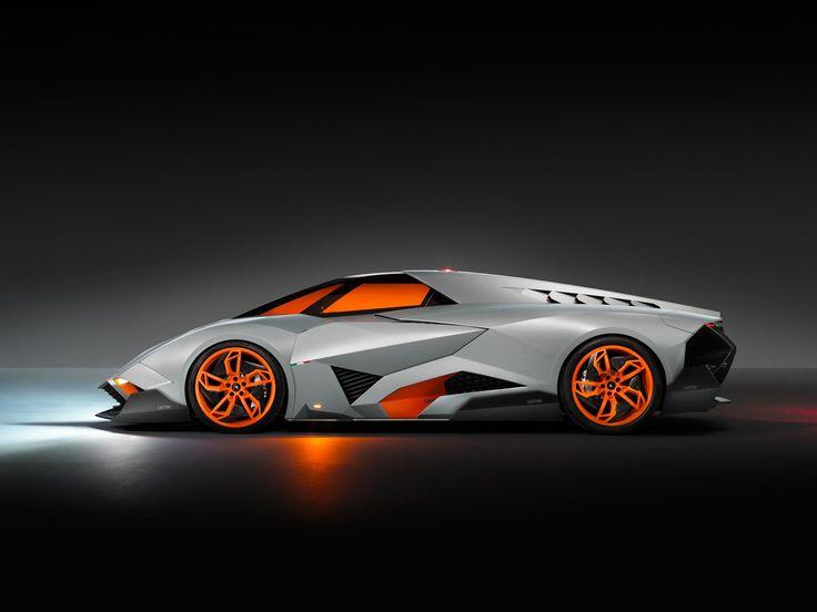 2013 Egoista Concept Images Lamborghini