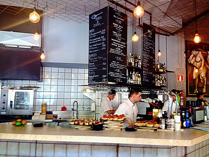TIRSO for Tapas, one of our favorite places in Palma.