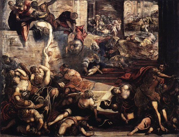 Massacre of the Innocents (Tintoretto)