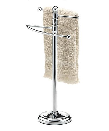 Look what I found on #zulily! Waterfall Towel Valet #zulilyfinds