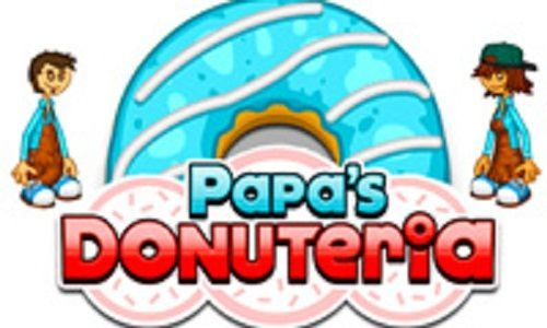 Games Papa's Donuteria