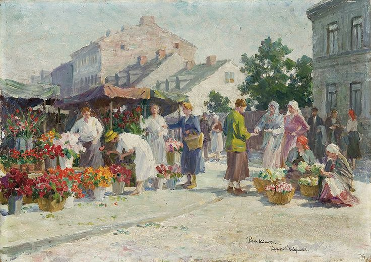 Rynek Kleparski w Krakowie