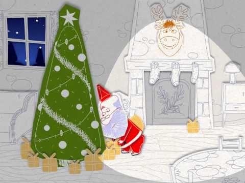 L'as tu vu chanson de Père Noël