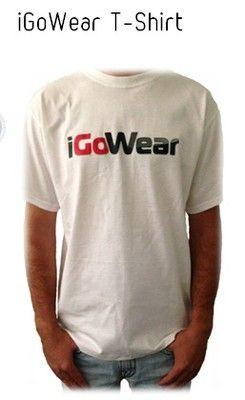 Free T Shirt from iGoWear