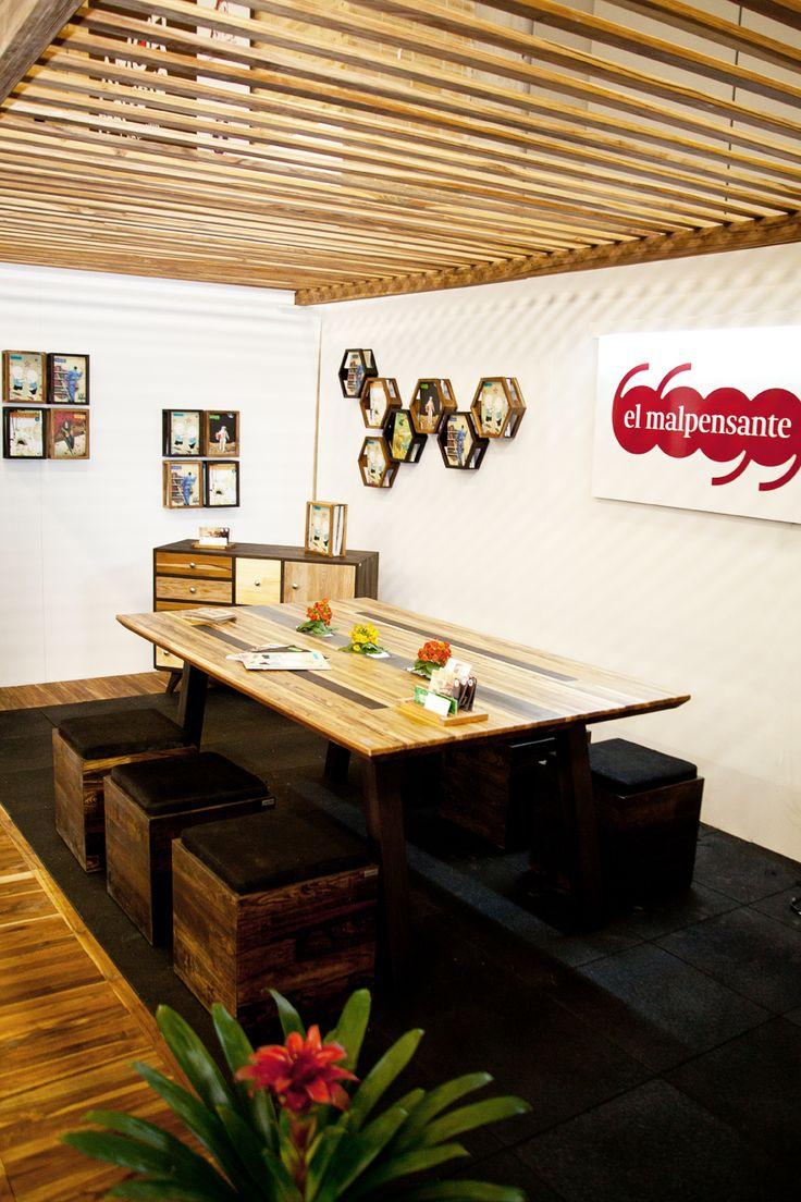 Los invitamos a que nos visiten en el stand de la Revista El Malpensante en la Feria Expoespeciales.  Del 16 al 19 de Octubre de 2013 en Corferias, Bogotá. Pabellón 14 - 28, Nivel 1, Stand 103.