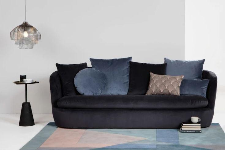 17 meilleures id es propos de sofa en velours sur for Les plus beaux canapes