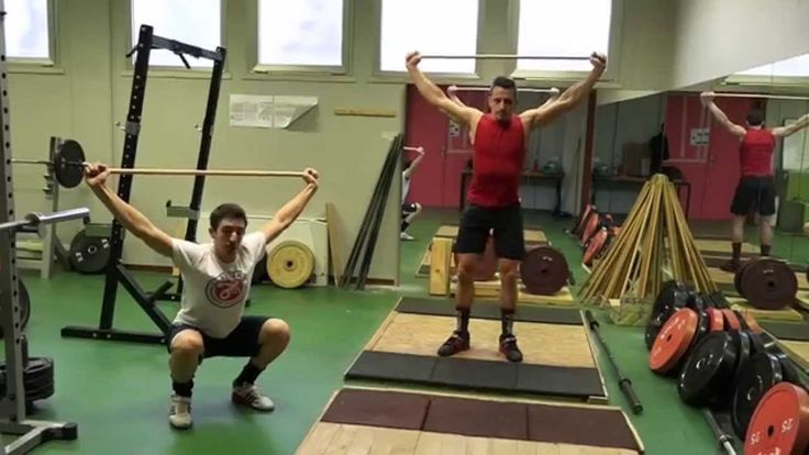 La mobilità articolare e lo stretching (di base) nel sollevamento pesi