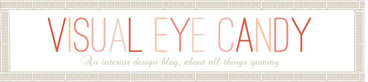 Visual Eye Candy - Interior Designer & mom of one little girl. Blogs about creative projects and designs.