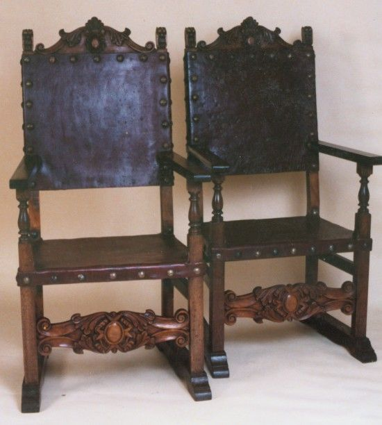 Spanish Friar Dining Leather Armchair II   R Furniture. 26 best Spanish Decor images on Pinterest