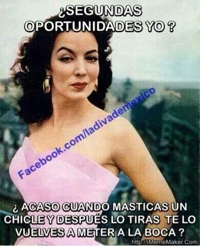 Maria Felix...La Doña...