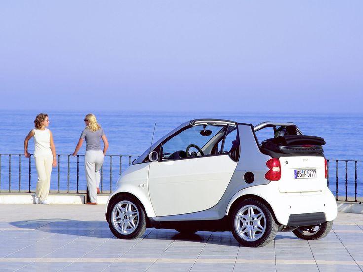 mcc city cabrio smart coches autos peque os y carros. Black Bedroom Furniture Sets. Home Design Ideas