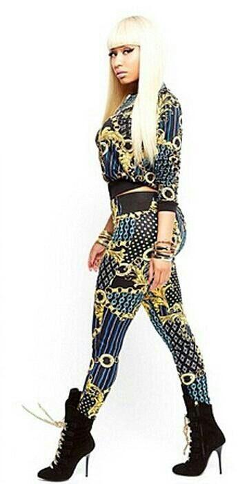 251 Best Nicki Minaj Images On Pinterest Celebrities
