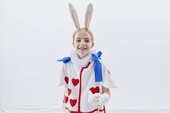 Handmade white rabbit costume by Atelier Spatz - Alice in Wonderland  https://www.etsy.com/uk/listing/231389919/white-rabbit-costume-alice-in-wonderland