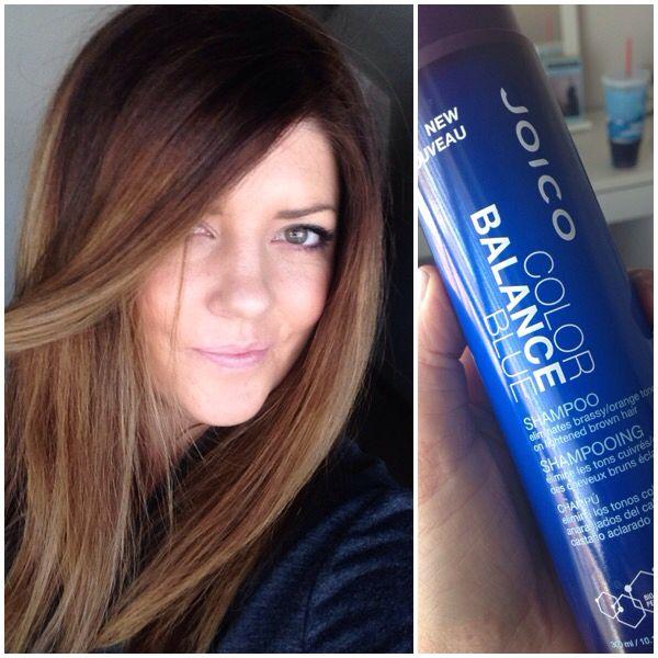 Smurf-blue toning shampoo - a dream for golden blonde!