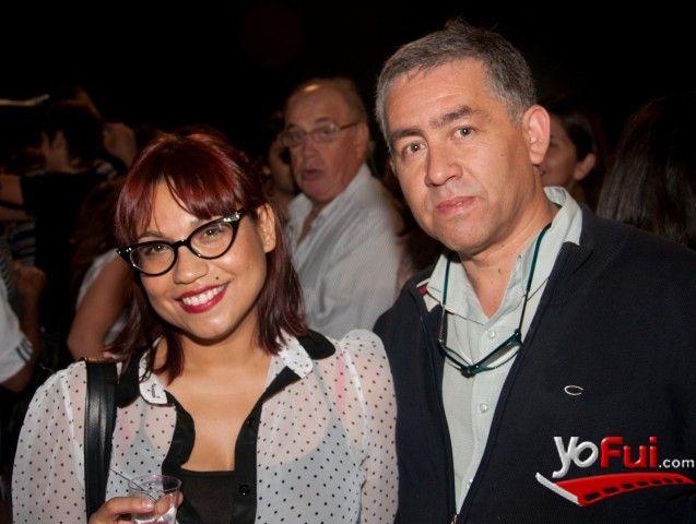 YoFui.com: Alejandra Valle, Humberto Videla en Estreno de Maldito Disney, Sala La Troupe, Santiago (Chile)