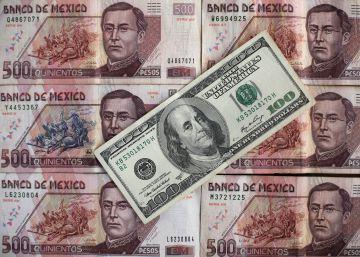 El peso mexicano sufre la peor caída del planeta por el efecto Trump
