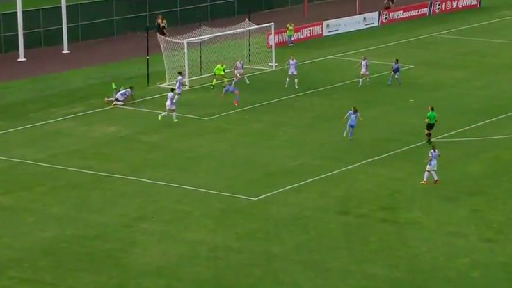 Sam Kerr's bicycle kick can't happen without Maya Hayes