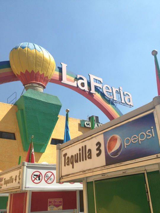 La Feria en Miguel Hidalgo, Federal District