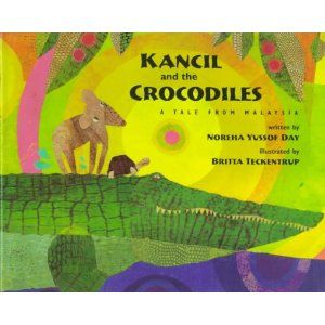 outwitting a crocodile Outwitting a crocodile a traditional malaysian folktale retold by chok yoon  foo from malaysia sang kancil is a clever, tricky mouse deer who is always.