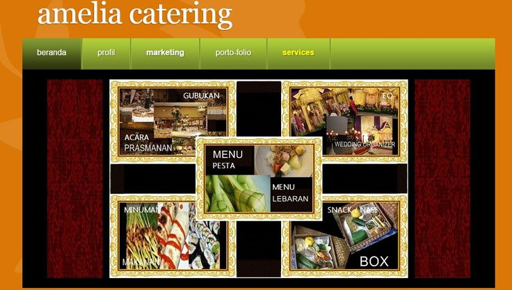 amelia catering