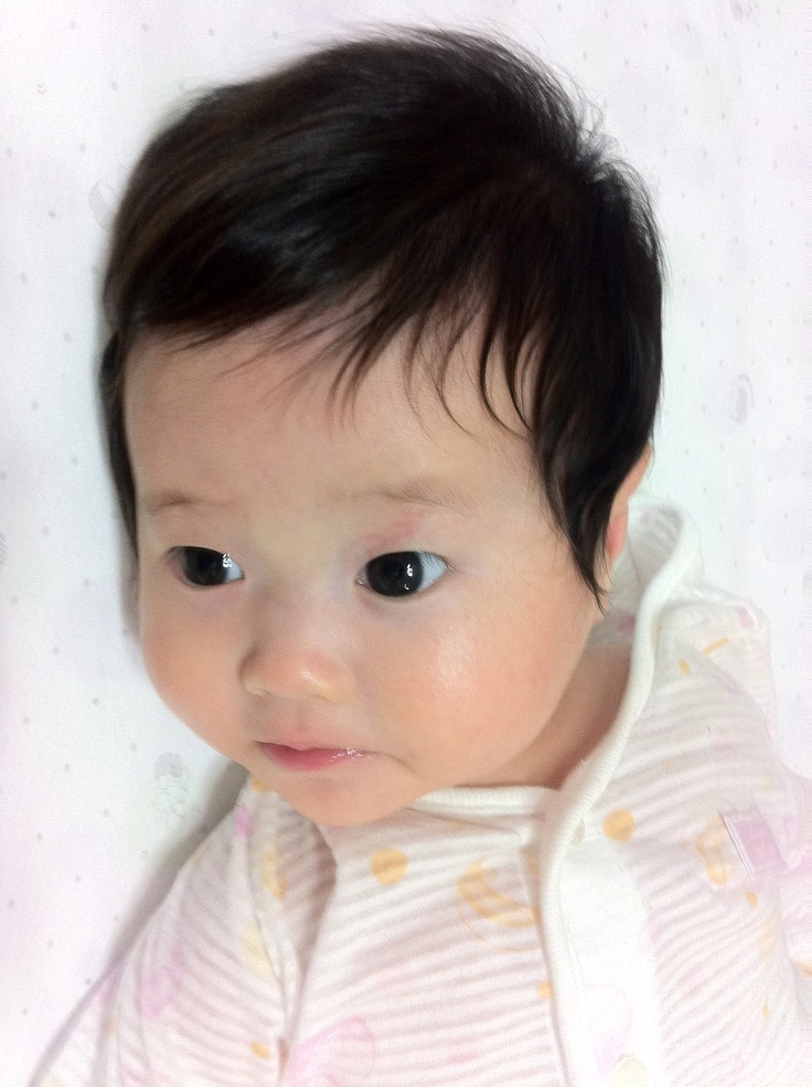JENA: when she was 2 months old