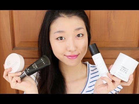Korean CC Cream Review: HERA.Tony Moly.Mizon &Face Shop CC크림 리뷰