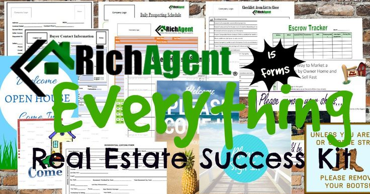 MEGA SALE GOING ON NOW! real estate success kit for real estate agents