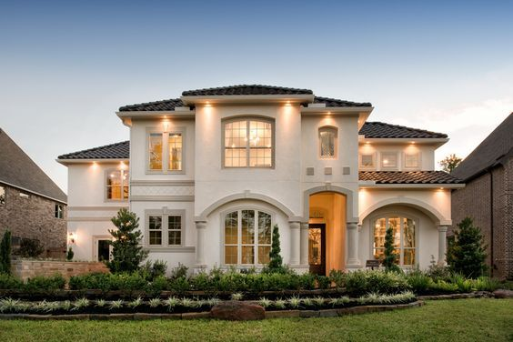 Toll Brothers - Vitoria Mediterranean Professionally Decorated Model Home - Sienna Plantation -  Missouri City, TX