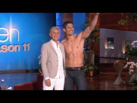 Clint Eastwood's Son... and Ellen's! - YouTube