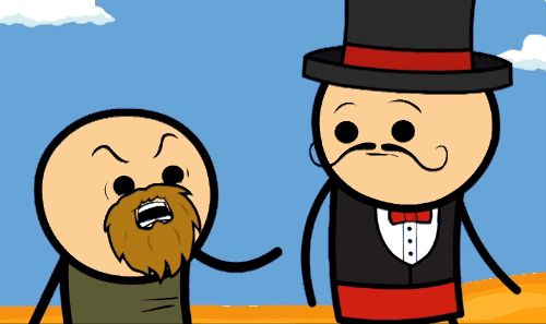 """But you'll most likely be killed by magic. 