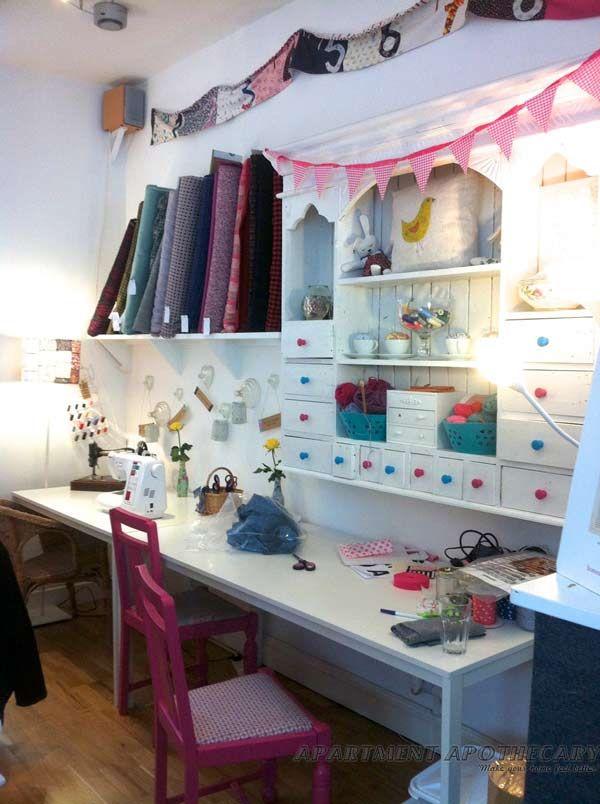 4 points à considérer pour installer son atelier couture « Blog de Petit Citron