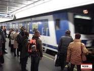Schnellbahn zum Flughafen Schwechat