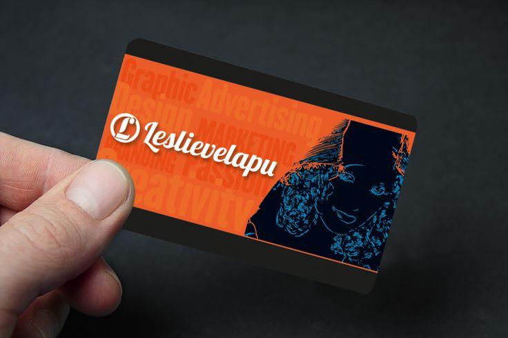 Graphic Designer Business Card design