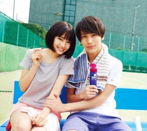 "Taishi Nakagawa x Suzu Hirose, Web ad ""SEA BREEZE, Boy's side story"" w/making video, Ep.1-3 https://www.youtube.com/watch?v=89TZyBVZVl8 ""Girl's side story"", Ep.1-3 https://www.youtube.com/watch?v=62LNcD8aNd8"