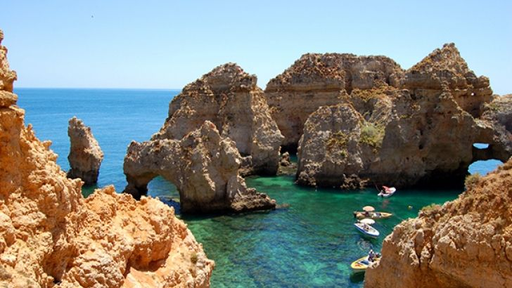 Portugal takes 'Best European Country' award