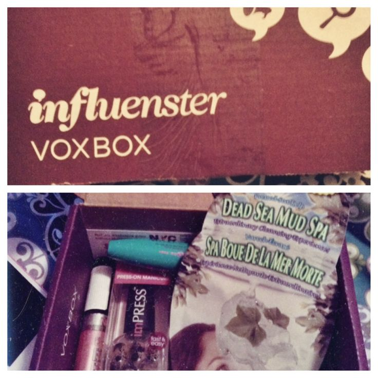 LOVE all the items I got in my #Influenster #MapleVoxBox! So many great items from #IceBreakersDUO #ImpressManicure #KissNailArt #BigBoldNYC #SkinnyCowCanada #MJClaySpas! Can't wait to try new thing outs!   Note: These items were sent to me complimentary by Influenster for testing purposes. In now way am I being paid for this!